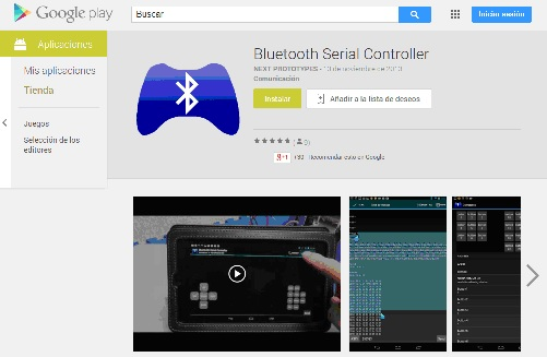 Bluetooth_Serie_Controler