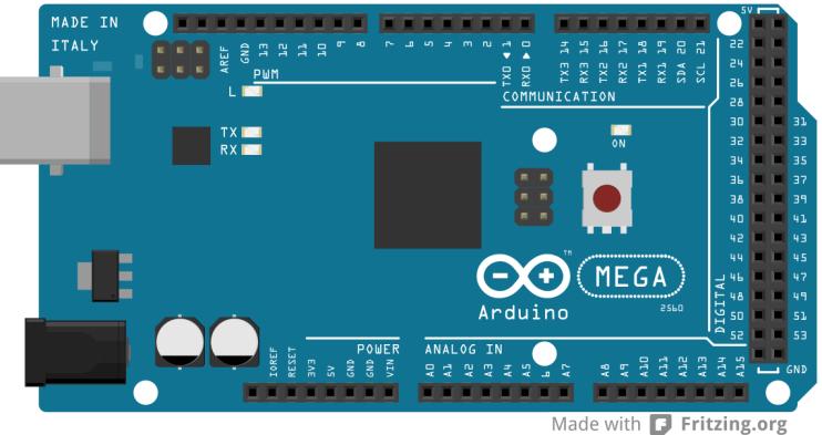 Arduino Mega 2560 1